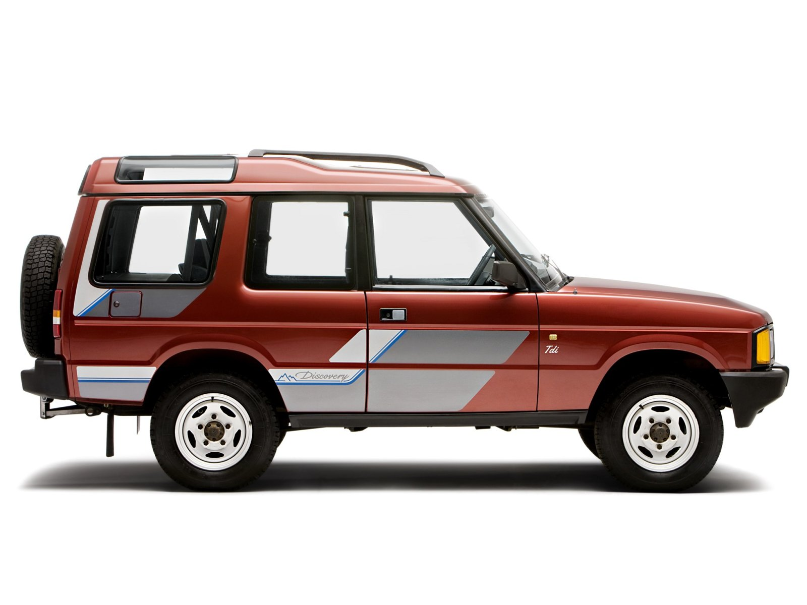 Land Rover (Лэнд Ровер) Discovery 1990-1994 г.