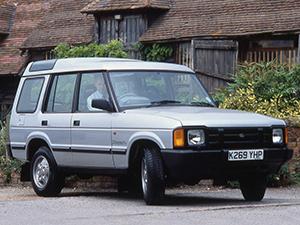Land Rover Discovery 5 дв. внедорожник Discovery 5