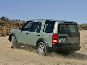Land Rover Discovery 5 дв. внедорожник Discovery III