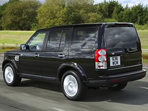 Land Rover Discovery 5 дв. внедорожник Discovery IV