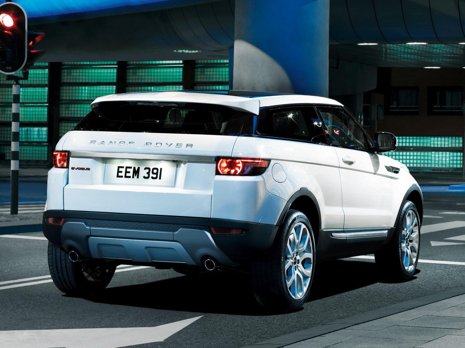 Land Rover (Лэнд Ровер) Range Evoque 2010- г.