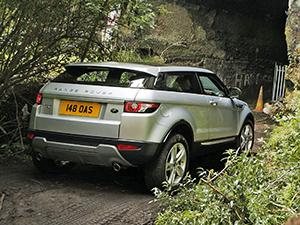 Land Rover Range Rover Evoque 3 дв. внедорожник Evoque
