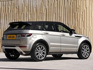Land Rover Range Rover Evoque 5 дв. внедорожник Evoque