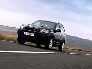 Land Rover Freelander 3 дв. хэтчбек Hardback