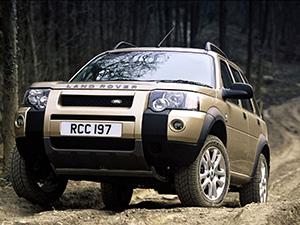 Land Rover Freelander 5 дв. внедорожник Station Wagon