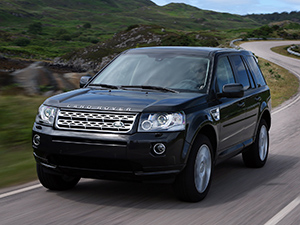 Land Rover Freelander 5 дв. внедорожник Freelander
