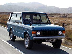 Land Rover Range Rover 3 дв. внедорожник Range Rover