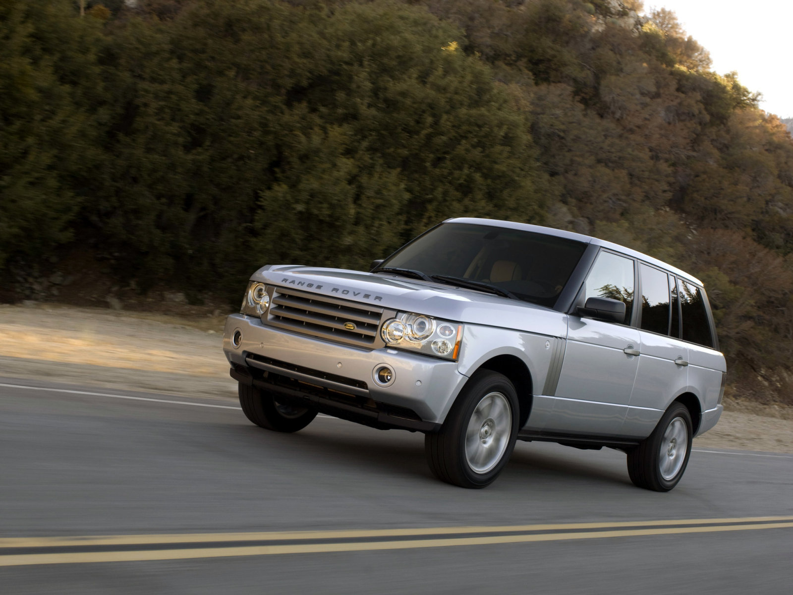 Land Rover (Лэнд Ровер) Range 2002-2005 г.