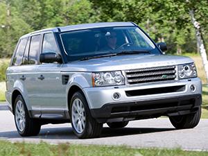 Land Rover Range Rover Sport 5 дв. внедорожник Sport