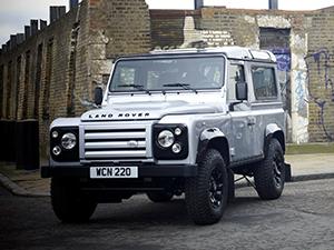Технические характеристики Land Rover Defender 2.2 TD 2011- г.