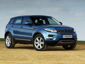 Технические характеристики Land Rover Range Rover Evoque 2.2 2WD 2013- г.