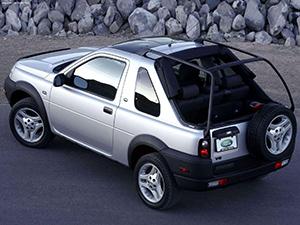 Технические характеристики Land Rover Freelander 2.0 Td4 2002-2003 г.