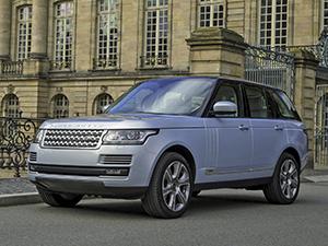 Технические характеристики Land Rover Range Rover