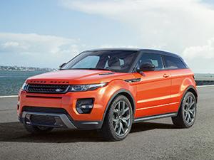 Технические характеристики Land Rover Range Rover Evoque