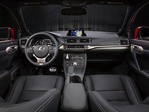 Lexus CT 5 дв. хэтчбек CT