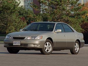 Lexus ES 4 дв. седан ES