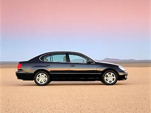 Lexus GS 4 дв. седан GS