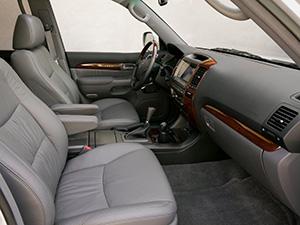 Lexus GX 5 дв. внедорожник GX (J12)