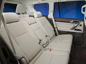 Lexus GX 5 дв. внедорожник GX (J15)
