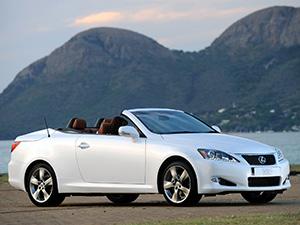 Lexus IS 2 дв. кабриолет IS С