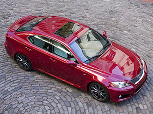 Lexus IS 4 дв. седан IS