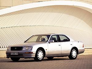 Lexus LS 4 дв. седан LS