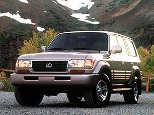 Lexus LX 5 дв. внедорожник LX 450 (FZJ80)