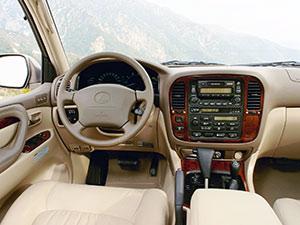 Lexus LX 5 дв. внедорожник LX 470 (UZJ100)