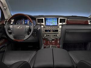 Lexus LX 5 дв. внедорожник LX 570