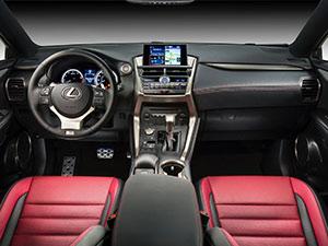 Lexus NX 5 дв. внедорожник NX