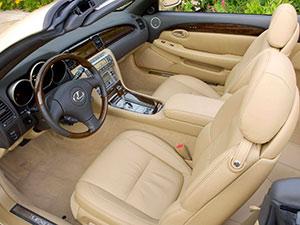 Lexus SC 2 дв. кабриолет SC