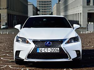 Технические характеристики Lexus CT
