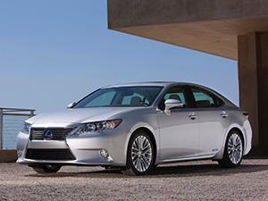 Технические характеристики Lexus ES