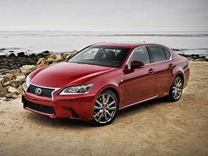 Технические характеристики Lexus GS