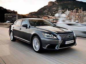Технические характеристики Lexus LS
