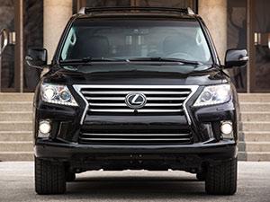Технические характеристики Lexus LX