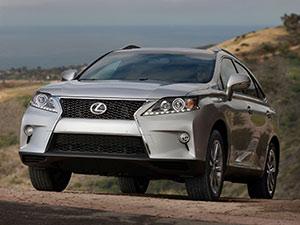 Технические характеристики Lexus RX