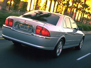 Lincoln LS 4 дв. седан LS