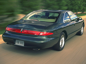 Lincoln Mark VIII 2 дв. купе Mark VIII