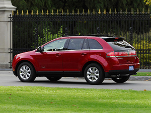Lincoln MKX 5 дв. внедорожник MKX