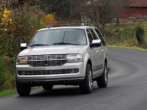 Lincoln Navigator 5 дв. внедорожник Navigator