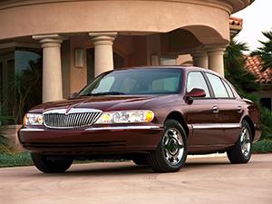 Технические характеристики Lincoln Continental