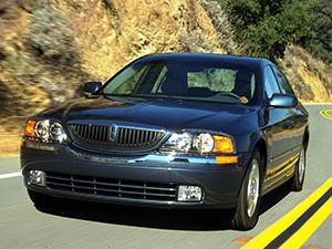 Технические характеристики Lincoln LS