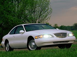 Технические характеристики Lincoln Mark VIII