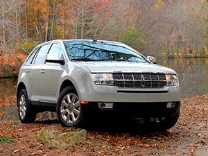 Технические характеристики Lincoln MKX