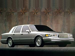 Технические характеристики Lincoln Town Car 5.0 V8 1990-1997 г.