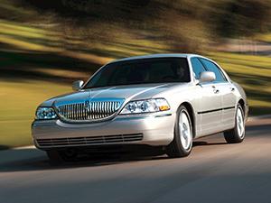 Технические характеристики Lincoln Town Car