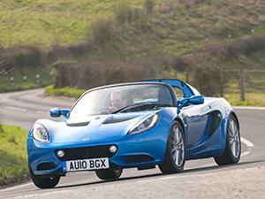 Lotus Elise 2 дв. кабриолет Elise