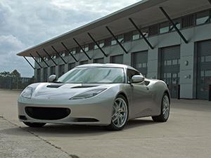 Lotus Evora 2 дв. купе Evora