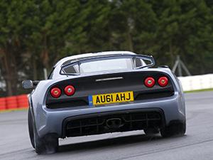 Lotus Exige 2 дв. купе Exige
